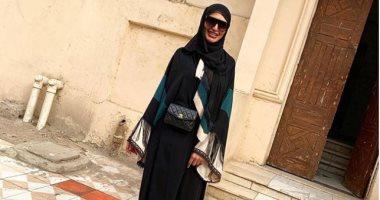 """سالى عبد السلام بالحجاب: """"زى ما هعمل للدنيا واتصور هعمل للآخرة واتصور"""""""