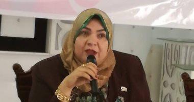 النائبة أمل زكريا لـ صفاء الهاشم: كرامة المرأة المصرية خط أحمر رضيت أم لم ترض