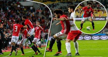 فيديو وصور.. ملخص مباراة مصر وتونس بالتصفيات المؤهلة إلى أمم أفريقيا