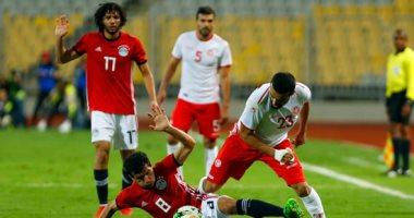 مصر ضد تونس