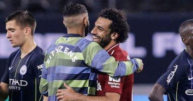 محمد صلاح vs محرز.. من يصل إلى الهدف رقم 100 أولا في الدوري الإنجليزي؟