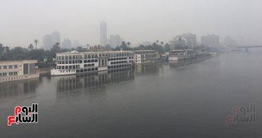 الأرصاد: شبورة مائية كثيفة حتى شمال الصعيد والعظمى بالقاهرة 25 درجة