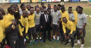 رئيس غانا يحضر اليوم مباراة منتخب بلاده فى مواجهة بنين الليلة بالإسماعيلية
