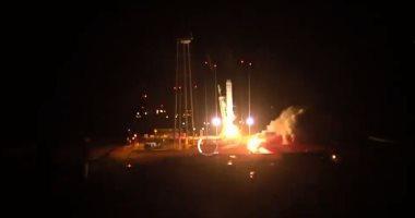 شاهد.. لحظة إطلاق مركبة فضائية من ناسا تحمل إمدادات لمحطة الفضاء الدولية