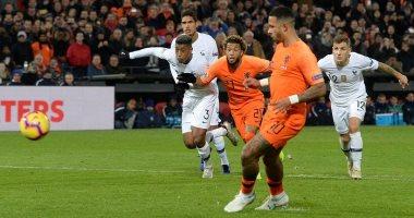 مباراة هولندا وفرنسا