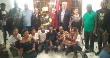 بروتوكول تعاون بين مهرجاني الأقصر للسينما الأفريقية وFESTILAG بكوت ديفوار