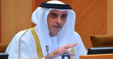 الشيخ سيف بن زايد آل نهيان نائب رئيس الوزراء ووزير الداخلية الإماراتى
