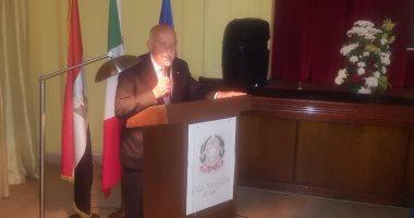رئيس مؤسسة بنديتى الايطالية أوجينيو بنديتى
