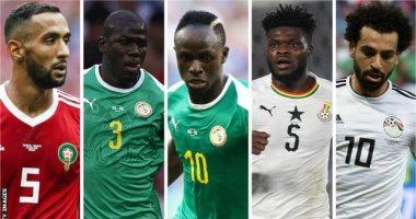 ماذا قدم الخماسى المرشح للفوز بجائزة BBC لأفضل لاعب فى أفريقيا؟