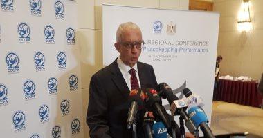 نائب وزير الخارجية للشئون الأفريقية يشارك فى حفل  تنصيب رئيس موزمبيق