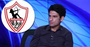 حسين ياسر المحمدى يكشف لـ سوبر كورة لماذا سبه حسام حسن؟
