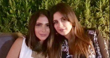 """منى زكى تهنئ ياسمين عبد العزيز على مسلسل """"لآخر نفس"""""""