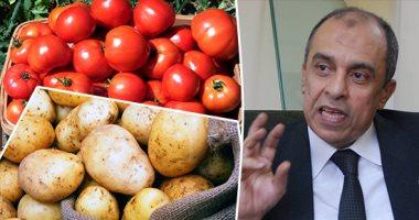 الزراعة تقدم إرشادات لمحصولى الطماطم والبطاطس تجنبا لموجة الصقيع