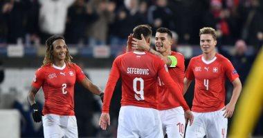 يورو 2020.. سويسرا تتحدي الطليان فى المجموعة الأولي بأمم أوروبا