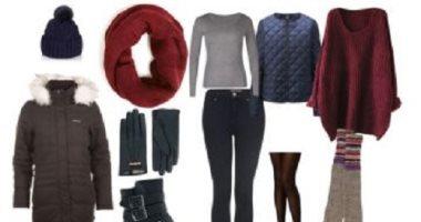 ملابس شتوية - ارشيفية