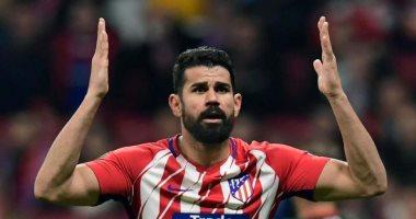 أتلتيكو مدريد ضد برشلونة.. رأسية دييجو كوستا تمنح التقدم للأتلتي بعد 77 دقيقة