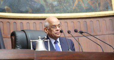 رئيس البرلمان يكرم أبطال مصر الفائزين فى منافسات الألعاب الأولمبية 2018