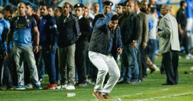 بعد الهبوط إلى المظاليم.. كشف حساب علاء عبد العال فى 32 مباراة مع الداخلية