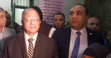 محافظ القاهرة يتفقد المشروعات القومية بالمناطق المحيطة بمحطات مترو الأنفاق
