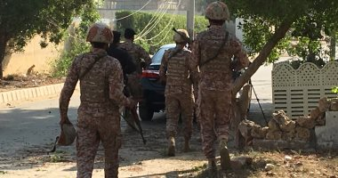 مقتل وإصابة 4 أفراد من الشرطة الباكستانية فى انفجار شمال البلاد