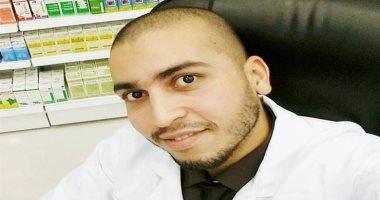 مطار القاهرة يستقبل جثمان الصيدلي أحمد طه ضحية حادث السعودية
