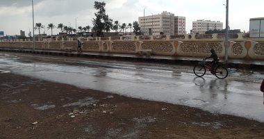 الأرصاد: أمطار بسيناء وﺟﻨﻮب اﻟﺒﻼد ﺗﺼﻞ للسيول غدا..والعظمى بالقاهرة 32 درجة