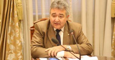 """رئيس سياحة البرلمان: """"رأيت بعينى وثيقة تحمل توقيع بوتين باستئناف الطيران لمصر"""""""