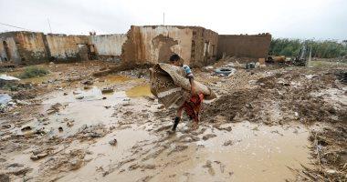 إخلاء قرية عراقية من السكان بسبب السيول