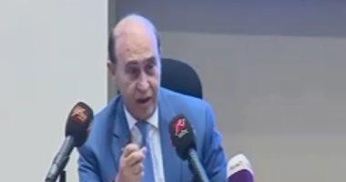 فيديو.. رئيس هيئة قناة السويس يعلن افتتاح ميناء شرق بورسعيد بداية العام المقبل