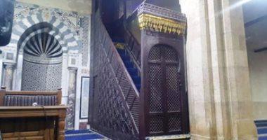 بث مباشر لصلاة الجمعة من الجامع الأزهر بعد توقف 66 يوما
