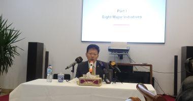 السفارة الصينية: التعليم العالى هو المفتاح الأساسى لبناء القدرات