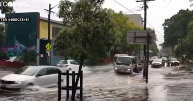 سفارة السعودية بأستراليا تُحذر مواطنيها فى ولاية كوينزلاند من الفيضانات 201811281124362436.j