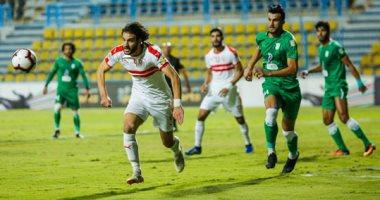 زحل ولا المريخ.. كوميك ساخر على إضاعة محمود علاء ضربة جزاء أمام الاتحاد