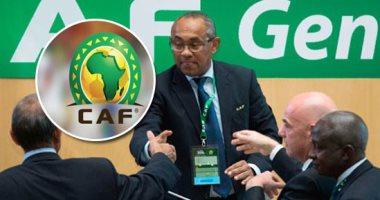 """رئيس """"كاف"""" يحضر أمم أفريقيا للكرة الشاطئية بشرم الشيخ"""