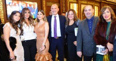 عقد قران رجل الأعمال إسلام خالد ومريم قورة بحضور نجوم الفن والمجتمع