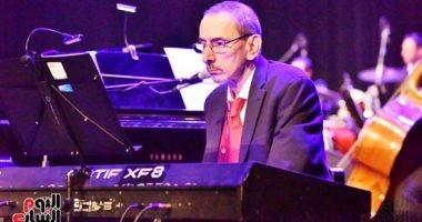 زياد رحبانى يتألق فى أقوى حفلاته بالقاهرة بحضور نجوم الفن