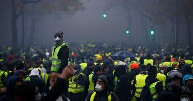 فرنسا تنشر 65 ألف عنصر لتأمين البلاد تحسبا لموجة احتجاجات جديدة