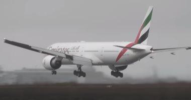 رحلة طيران بريطانية تهبط بالخطأ فى مطار إدنبره