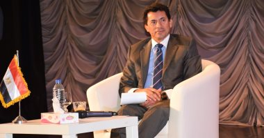 وزير الرياضة يشهد ختام منافسات البطولة العربية والأفريقية لكرة السرعة