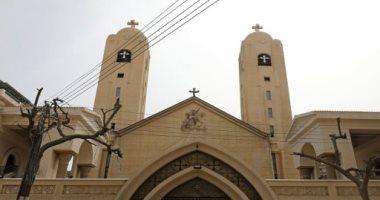 وكيل إيبراشية حلوان: كنائسنا مفتوحة لاستقبال ضحايا انهيار عشش الزرايب