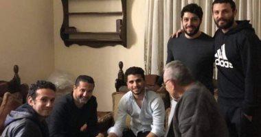 محمد محمود صانع ألعاب الأهلى يجرى جراحة الصليبى الثلاثاء المقبل