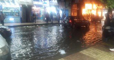 الشركة القابضة لمياه الشرب تستجيب: تم شفط المياه بقرية النخاس بالزقازيق