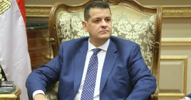 """رئيس """"أفريقية البرلمان"""" :خطة متكاملة لدعم مصر فى رئاسة الاتحاد الأفريقى"""