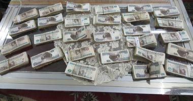 ضبط شخص جمع 3 ملايين جنيه من مدخرات المصريين بالخارج للاتجار فيها