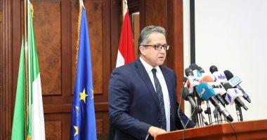 وزير الآثار : 200 بعثة أثرية إيطالية تعمل فى مختلف محافظات مصر