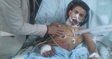 بعد ذبحه لسرقته..إنقاذ شاب من الموت بخياطة قصبته الهوائية بمستشفى بنها الجامعى