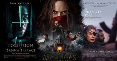 لعشاق الأفلام الأجنبية.. لو ناوى تروح السينما اعرف الجديد إيه هذا الأسبوع