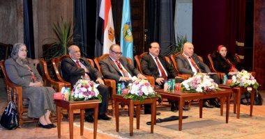 السفير هشام عسران :منتدى افريقيا يبرز نشاط جامعة طنطا دولياً