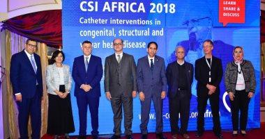 جامعة عين شمس تنظم المؤتمر الأفريقى للقسطرة التداخلية لعلاج أمراض القلب