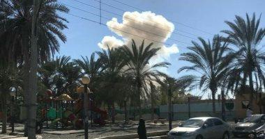 ننشر الصور الأولى من موقع انفجار سيارة مفخخة بإيران ومقتل 3 من الشرطة